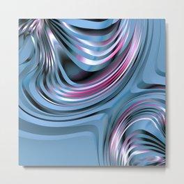 Abstract 348 Metal Print