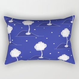 island trees Rectangular Pillow