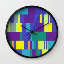 Songbird Parrots Wall Clock