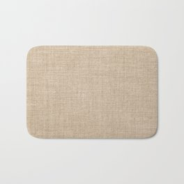 Old canvas material Bath Mat