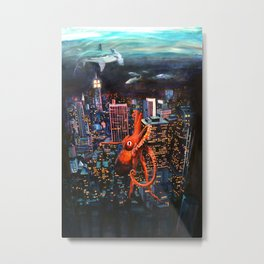After the Deluge Metal Print