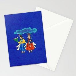 Minhwa: Taoist Fairy Sisters B-2 Type Stationery Cards
