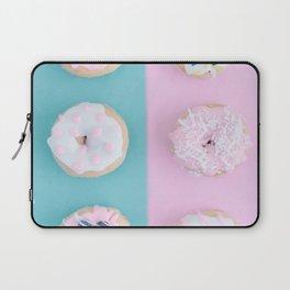 Pastel Donut Laptop Sleeve