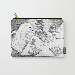 Prairie Philosophers Carry-All Pouch