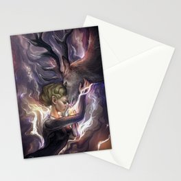 Queen of Terrasen. Stationery Cards