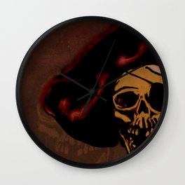 One eyed Willy Wall Clock