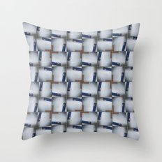 wall's detail Throw Pillow