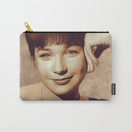 Shirley MacLaine, Hollywood Legend Carry-All Pouch