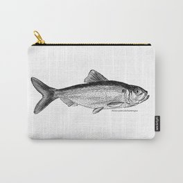 Alosa pseudoharengus Carry-All Pouch