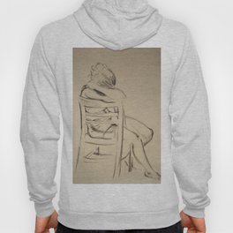 In Silent Beauty Hoody