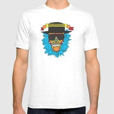 Heisenberg White SMALL Mens Fitted Tee