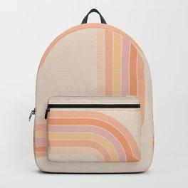 Tangerine Tunnel Backpack