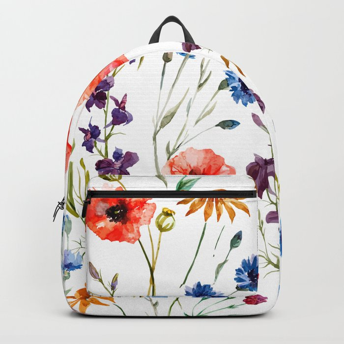 Floral Madness Backpack