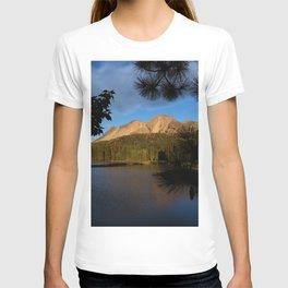 Manzanita Lake Lassen Volcanic National Park Landscape T-shirt