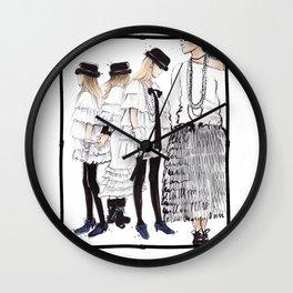 Ready To Wear Wall Clock