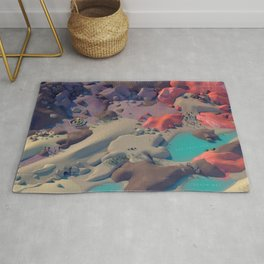 The Cradle Valley Rug