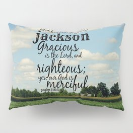 Jackson Pillow Sham