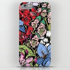 Flowers in Color Slim Case iPhone 6 Plus