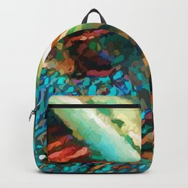 Belly Button Scales Backpack