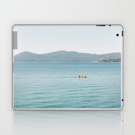 Summer Lake Day Laptop & iPad Skin