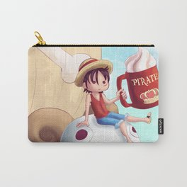 Straw Hat Luffy Carry-All Pouch