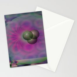 Pandemic Cells Stationery Cards