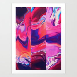LEF Art Print