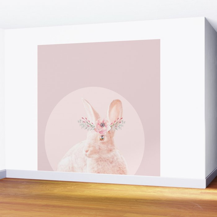 briar rabbit Wall Mural