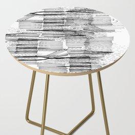 Polyharmonic Side Table