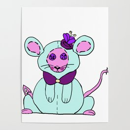 Stuffies Missy Mouse Poster