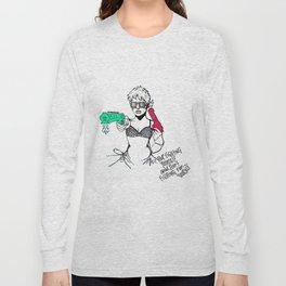 #STUKGRIL NATALITA Long Sleeve T-shirt