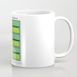 Stop Workplace Bullying Project: Employee Behavior Coffee Mug