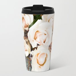 Winter Bouquet Travel Mug