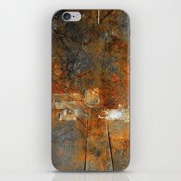 Rust Texture 72 iPhone Skin