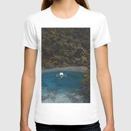 Tropical Lagoon Coron Palawan Philippines  T-shirt