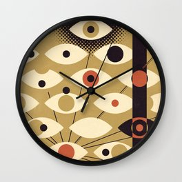 Divisions - Part II Wall Clock