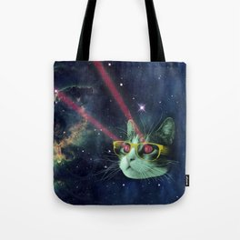 VIDA Tote Bag - Abstract Cat Tote by VIDA FUv6n