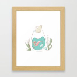 MerMay #5 Framed Art Print