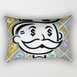 Another Day - Another Dollar Rectangular Pillow