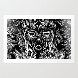 Exploring REM sleep #440 Art Print