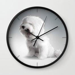 Roar Wall Clock