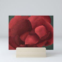 Rose Petals Reassembled Mini Art Print