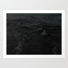 Night Wave II Art Print