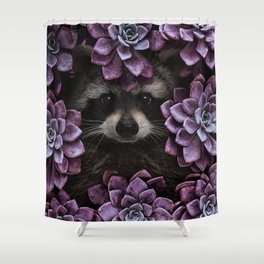 everything is magnified when you live from day to day. Shower Curtain