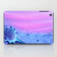 shell iPad Cases featuring Shell by Elena Indolfi