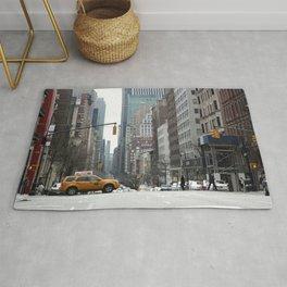 Madison Avenue - New York City Rug