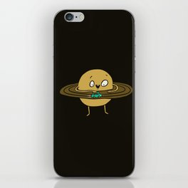 Planet at Play iPhone Skin