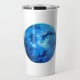 Triple Moon Goddess | Full Moon | Crescent Moon | Moon Phases Travel Mug