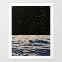 Empty Spaces Art Print