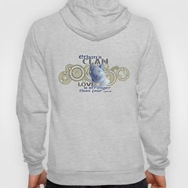 Ethan's Clan Poster (Wide) Hoody